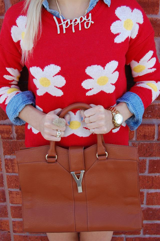 2-happy-prep-necklace-daisy-sweater-blogger-fashion-vandi-fair-lauren-vandiver