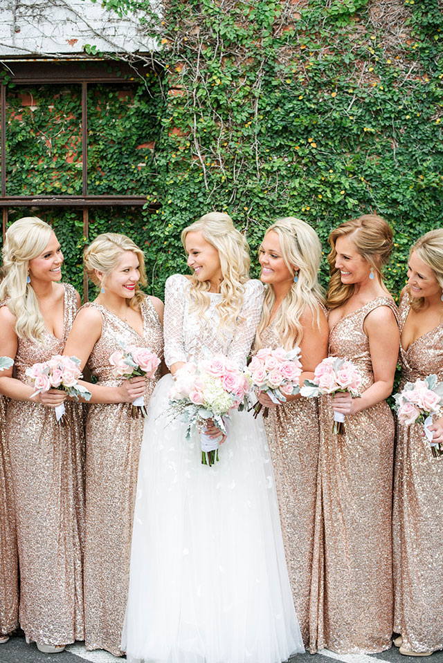 MY BRIDAL PARTY LOOKS + A GIVEAWAY