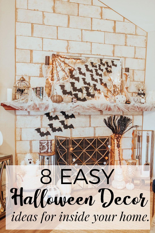 8 Simple Indoor Halloween Decorating Ideas Vandi Fair