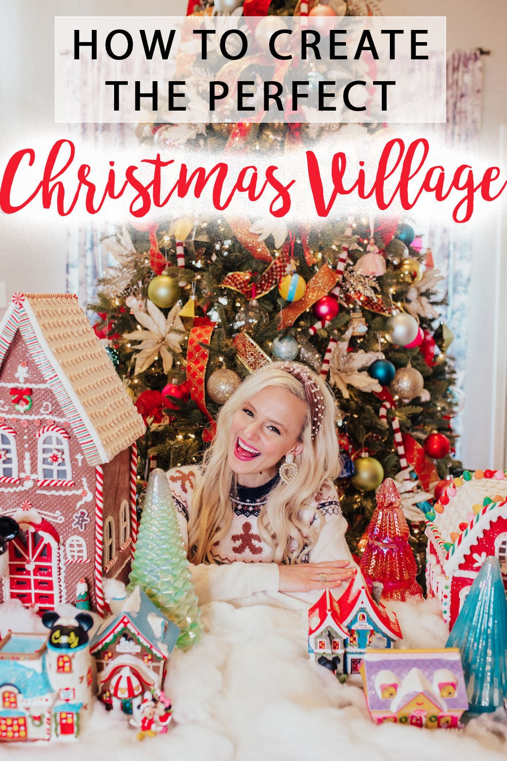 How To Create The Perfect Christmas Vilage Display 7 Simple Steps